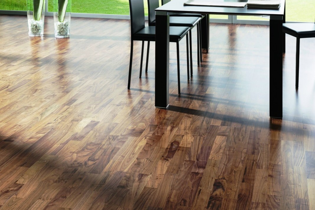 Hardwood Floor Decor and Care