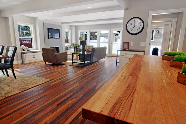 Mix And Match Wood Species Colours