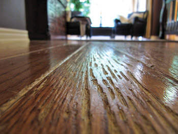 Can I Use Steam Cleaners On My Hardwood Flooring